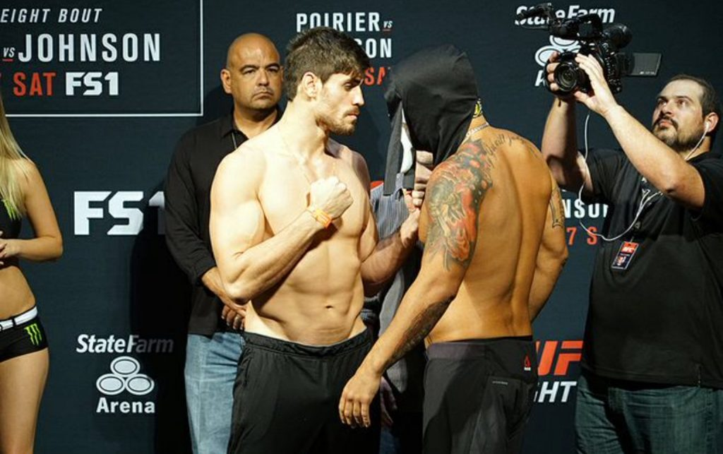 UFC Fight Night Hidalgo | Antonio Carlos Junior vs. Leonardo Augusto Leleco