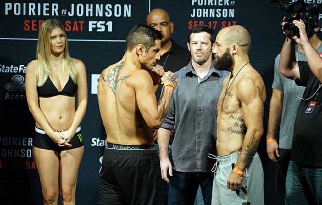 UFC Fight Night Hidalgo | Gabriel Benitez vs. Sam Sicilia