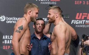 UFC Fight Night 93 | Alexander Gustafsson vs. Jan Blanchowicz