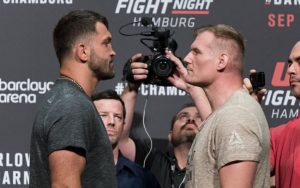 UFC Fight Night 93 | Andrei Arlovski vs. Josh Barnett