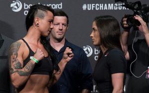 UFC Fight Night 93 | Ashlee Evans-Smith vs. Veronica Macedo