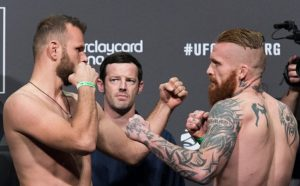UFC Fight Night 93 | Jessin Ayrai vs. Jim Wallhead