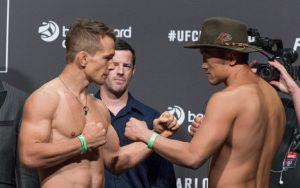 UFC Fight Night 93 | Nick Hein vs. Tae Hun Bang