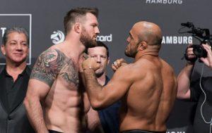 UFC Fight Night 93 | Ryan Bader vs. Ilir Latifi