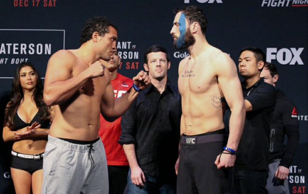 Henrique da Silva vs. Paul Craig