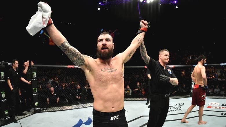 MMAGANGSTER'S UFC Fight Night: Blachowicz vs. Jacare Best Picks