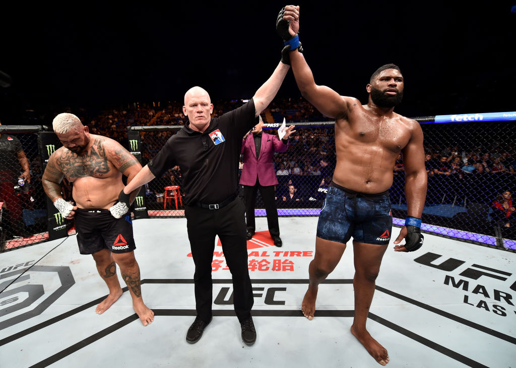 MMAGANGSTER'S UFC Fight Night: Blaydes vs. dos Santos BEST PROPS